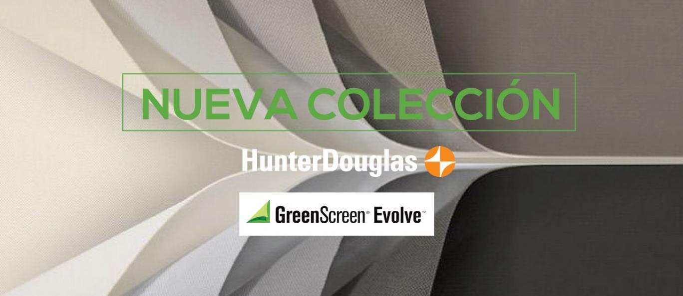 Lanzamiento GreenScreen® Evolve®