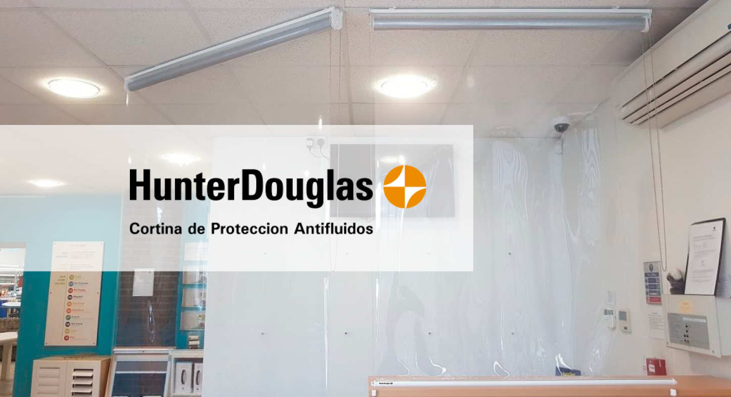 Cortina de Protección Antifluidos