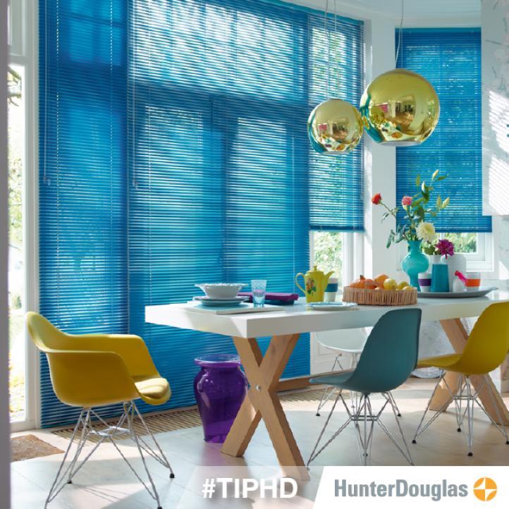 El color turquesa en la decoración