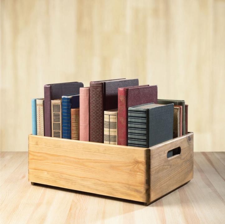 Orden de libreros