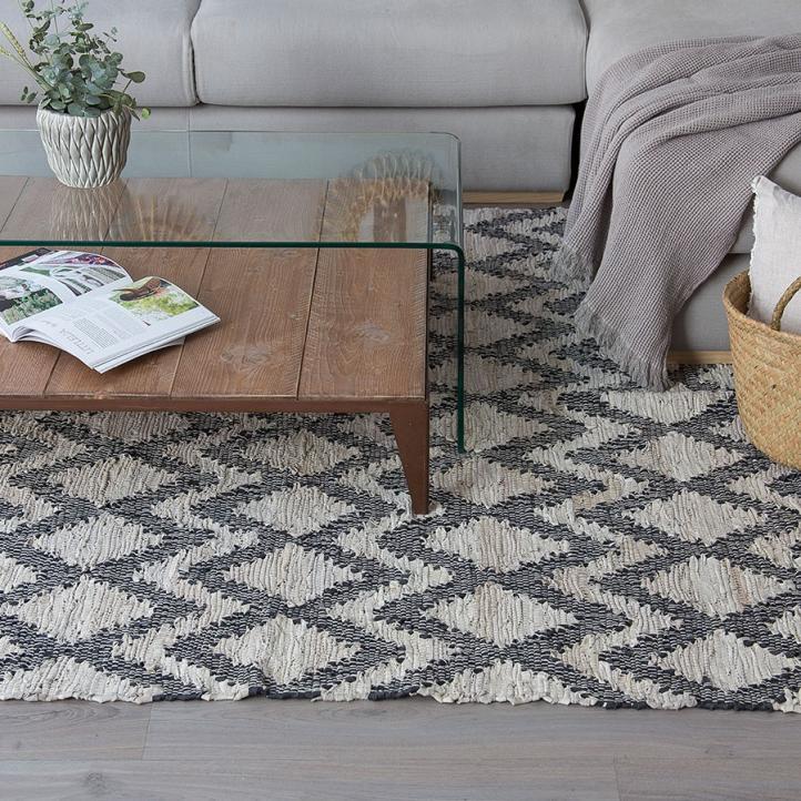 Uso de alfombras