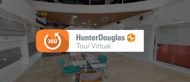 Hunter Douglas Tour Virtual 360º