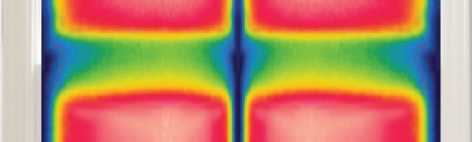 Imagen Termica Ventana sin Tecnologia KoolBlack