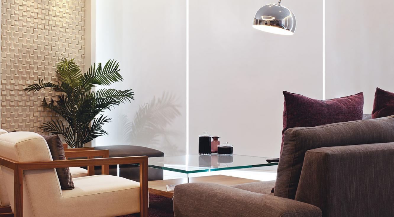 St Regis Residences Apartamento 2103 - Cortinas Roller Quantum