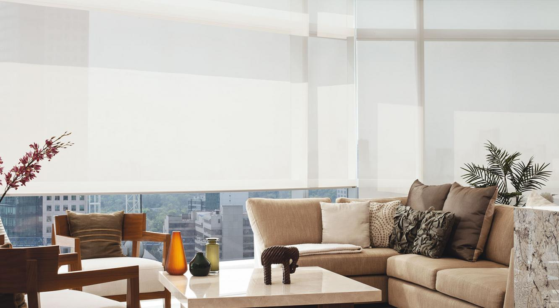 St Regis Residences Apartamento 1603 - Cortinas Roller Quantum