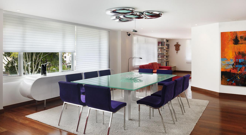 Residencial Bogotá - Cortina Silhouette