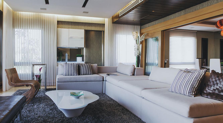 Apartamento Prado Alto - Cortinas Luminette