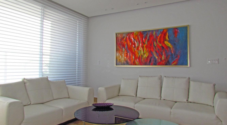Apartamento de lujo en Edificio Q Tower - Cortinas Roller Quantum